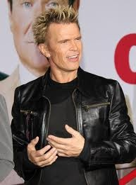 and let you introduce you to my English boyfriend Billy.  Idol that is.