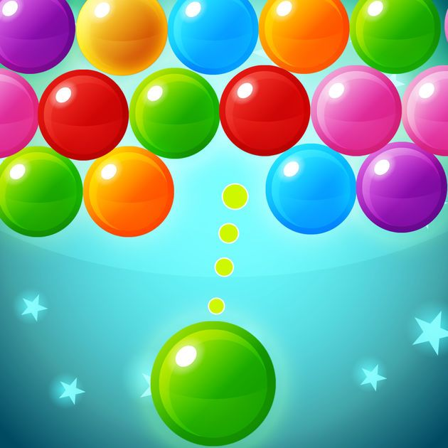 #NEW #iOS #APP Bubble Town Blast - Bubbles Shooter Games - CuteCave Games