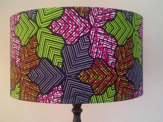 14 best african lampshades images on pinterest african prints forest leaf woodland lampshade ready to ship 45cm african drum lamp shade kitchen dining ceiling pendant lightshade detolaandgeek aloadofball Choice Image
