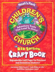 Noah's Park Children's Church: Red Edition   -
