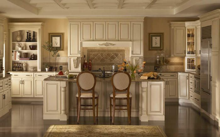 Kraftmaid Maple Biscotti With Cocoa Glaze Kitchen   For The Home    Pinterest   Kitchens, Cabinet Design And Kitchen Design Gallery