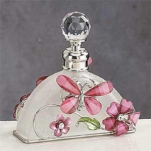 These Girls Know Their Stuff!  Perfume bottle