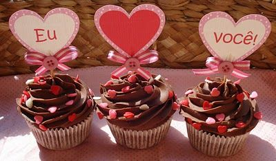 Fofurices: Cupcake Topper
