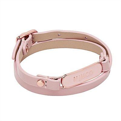Buckle Up Leather Wrist #mimcomuse
