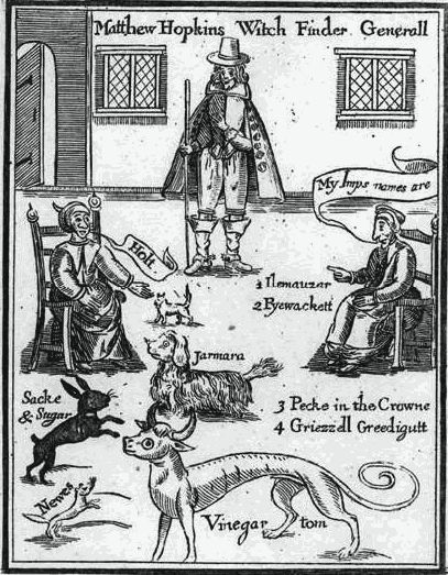 Witchcraft was not made a capital offence in Britain until 1563 although it was deemed heresy and was denounced as such by Pope Innocent VIII in 1484. From 1484 until around 1750 some 200,000 witches were tortured, burnt or hanged in Western Europe.