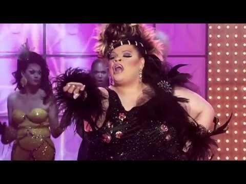 RuPaul's Drag Race | Lip Sync: India Ferrah VS Stacy Layne Matthews - YouTube