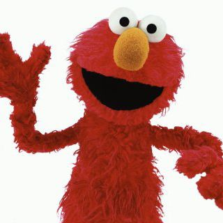 Which Sesame Street Character Are You? I got Elmo