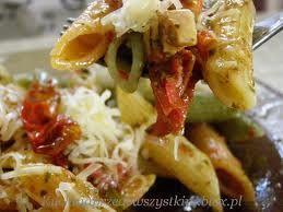 ODCHUDZANIE-DIETY-ZDROWIE-URODA: Makaron z suszonymi pomidorami