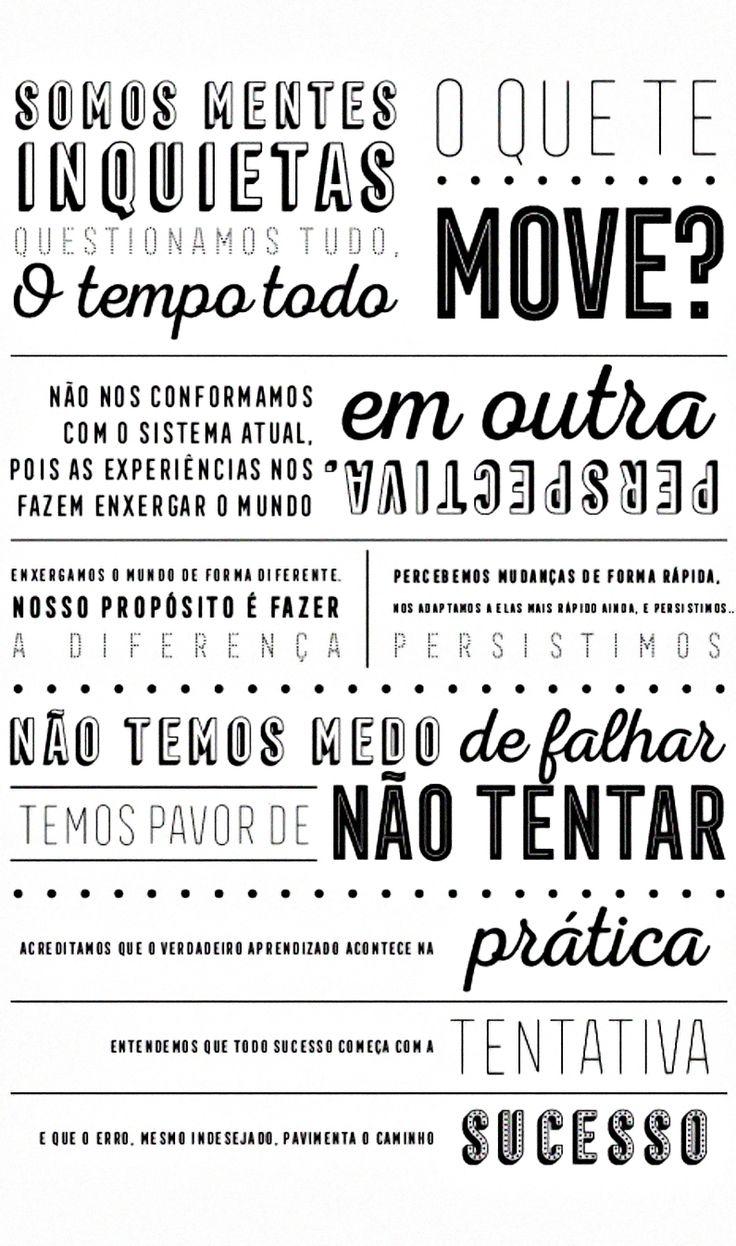 #EFEITOORNA   Manifesto - Tudo Orna