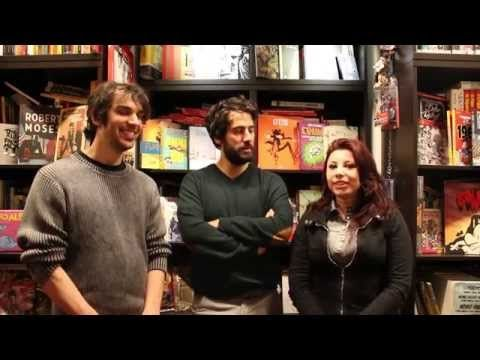 [Esclusiva] C4 Chiacchiere con… Sketch & Breakfast – http://c4comic.it/2015/01/16/c4-chiacchiere-con-sketch-breakfast/