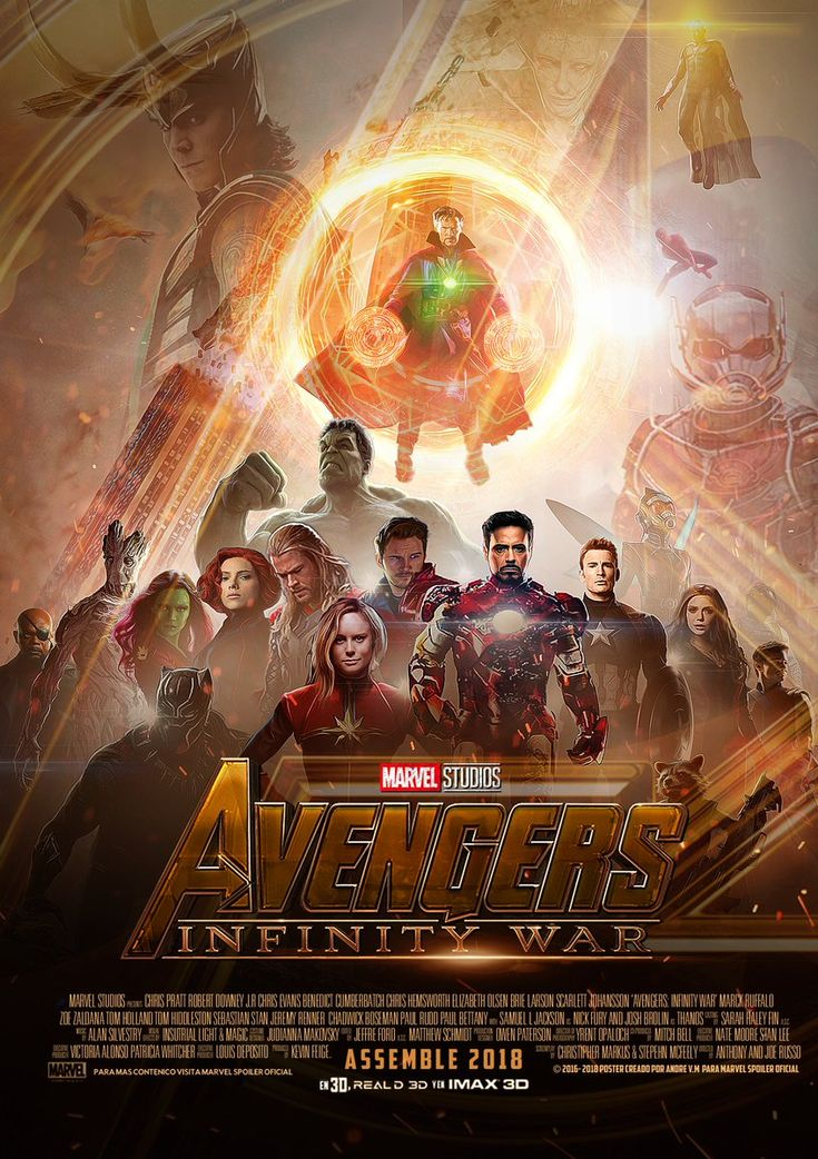Avengers Infinity War 2018                                                                                                                                                                                 More