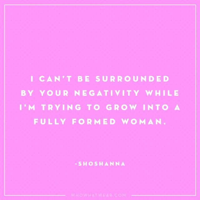 21 Laugh Out Loud (& Totally Relatable) Quotes from Girls via @WhoWhatWear