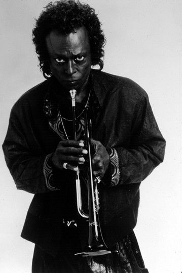 Miles Davis, who would've turned 85 today, was, without dispute, a giant of late 20th century music. Wall Street Journal rock and pop critic Jim Fusilli recalls his first meeting with the jazz great.