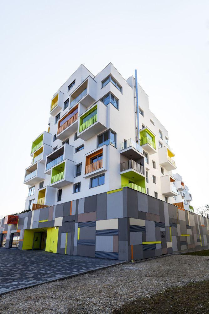 413 Best Architettura A Colori Colors In Architecture