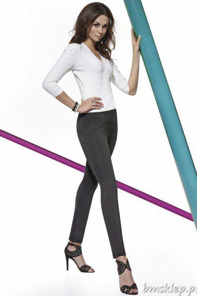 Świetne tregginsy idealne do codziennych stylizacji. - elastyczny #material - w pasie komfortowa #gumka - szwy optycznie wyszczuplające nogi - grubość 200 DEN Skład: 85% #poliester, 15% elastan.... #Legginsy - http://bmsklep.pl/legginsy