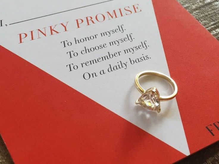 The anti-engagement ring trend that's encouraging women to 'self love