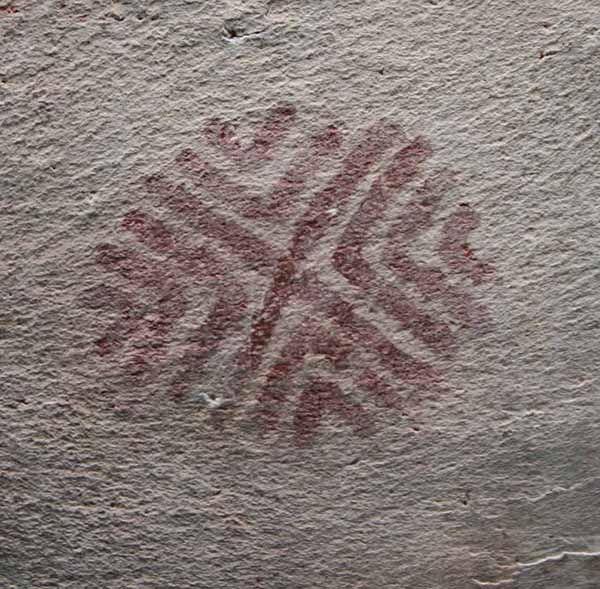 Arte Rupestre Bochica: relación mito-arte rupestre Muisca Colombia.