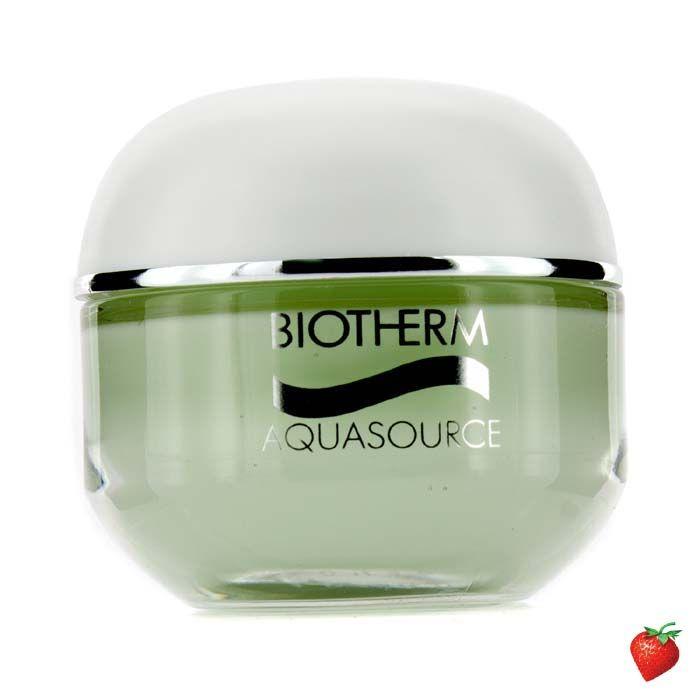 Biotherm Aquasource Deep Hydration Replenishing Cream (Normal/Combination Skin) 50ml/1.69oz #Biotherm #Skincare #FREEShipping #StrawberryNET #Hotbuy #Discount #Cream
