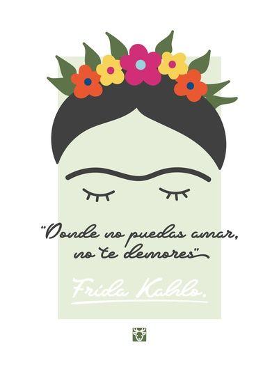 Resultado De Imagem Para Frases Frida Kahlo Em Portugues Amei