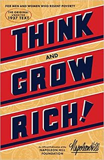 About Marketing, Startup, business: Bestseller: THINK ANA GRW RICH