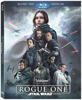 Free Kittens Movie Guide: Blu-Ray Review: ROGUE ONE: A STAR WARS STORY