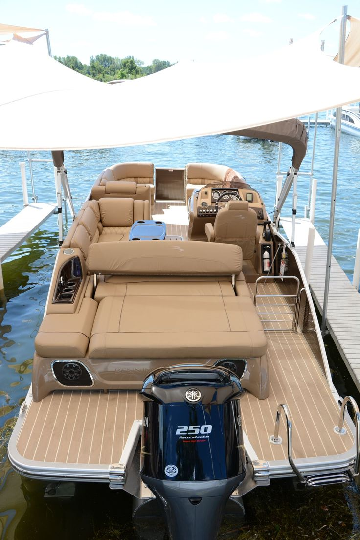 25 best ideas about pontoon boats on pinterest pontoons for Best fishing pontoon