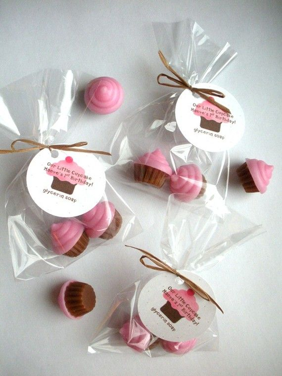 party favor idea - make tag and put in little toys/treats