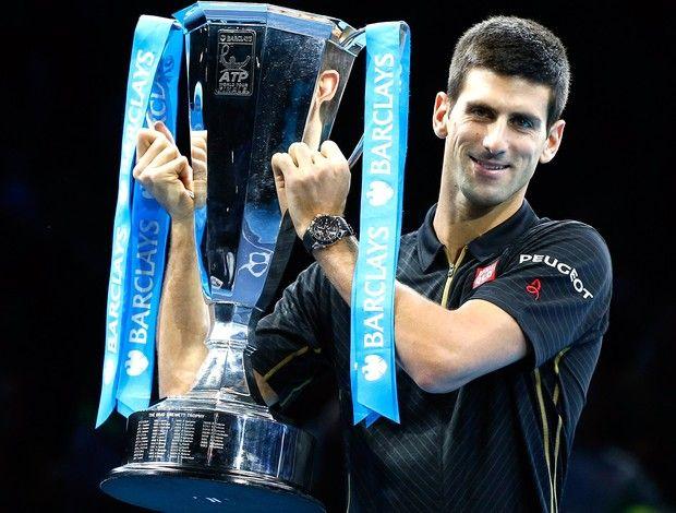 Djokovic, ATP de tênis (Foto: Agência Reuters)