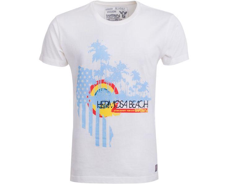 """Ανδρική Μπλούζα T-Shirt """"Kaylax"""" σε χρώματα 100% Βαμβάκι"""