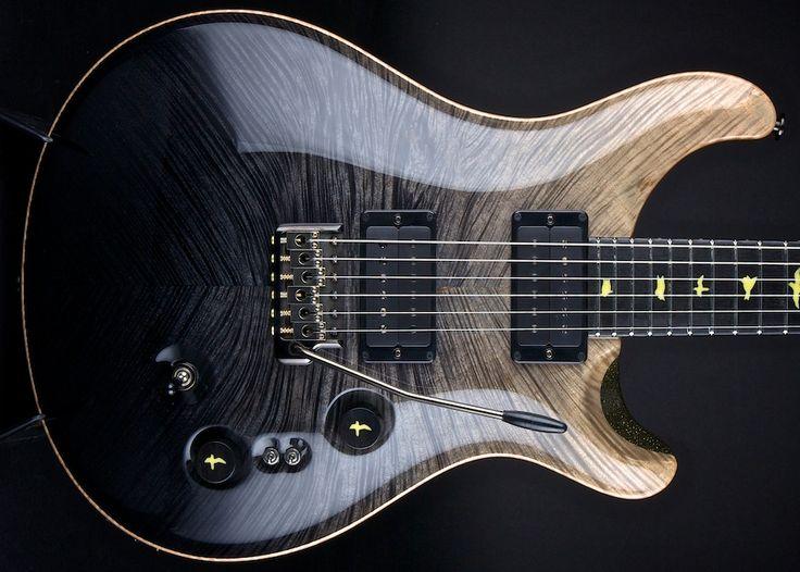 PRS Private Stock Custom 24 Signature WG 5th Anniversary PS#4141 » World Guitars & 12 best Guitars images on Pinterest | Bass guitars Custom guitars ... islam-shia.org