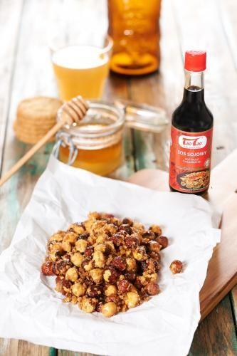 Tao Tao - Orzechy słodko-słone prażone w miodzie TaoTao - orientalne przepisy kulinarne