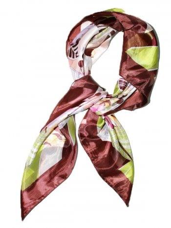 WOMEN SCARF BROWN [CJ0220-1004] - Rs179.00 : FEEROL FASHIONS, The Fashion Collection