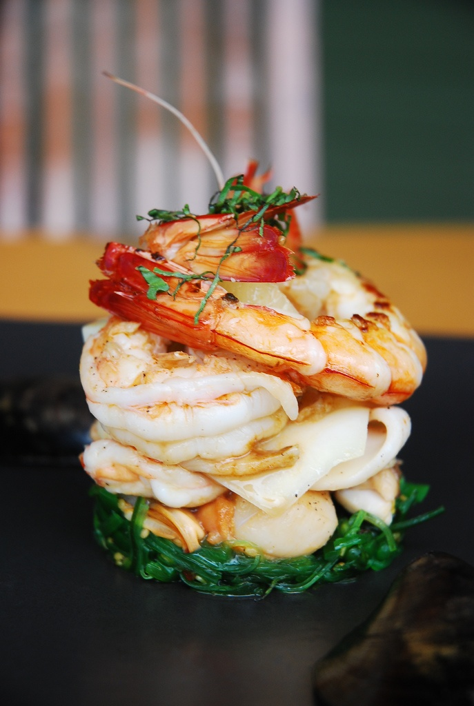 17 best images about canap s and party food on pinterest for Shrimp canape ideas