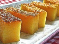 How to Bake Tapioca Cake (Kuih Bingka Ubi) Recipe