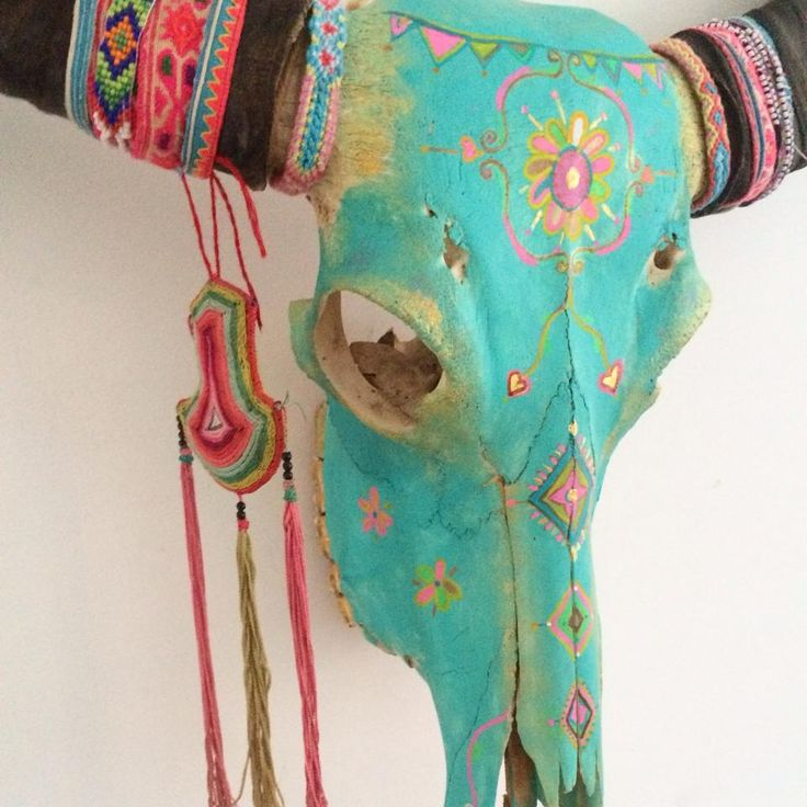 Pimp je waterbuffel. Ibiza style  www.thefinch.nl voor waterbuffels vanaf 140,00 euro