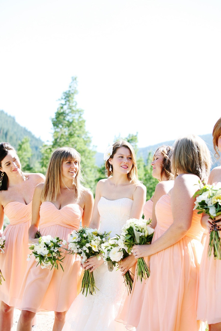 86 best bridesmaids dresses images on pinterest bridesmaid ideas beaver creek wedding at beanos cabin by jenna walker photographers ombrellifo Gallery