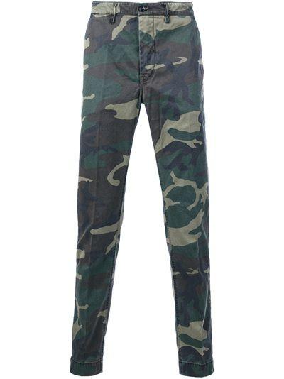 Department 5 Calça Jeans Camuflada.