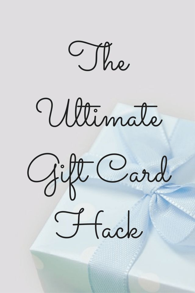 Do you love saving money when you shop or eat out? Or when you're shopping for friends and family? I do. I buy gift cards online for less than they're worth.