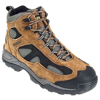 Wolverine Boots Men's Olive Steel Toe SD Athletic Mid Hiking Boots 2072,    #WolverineBoots,    #2072,    #Men'sHikingBoots
