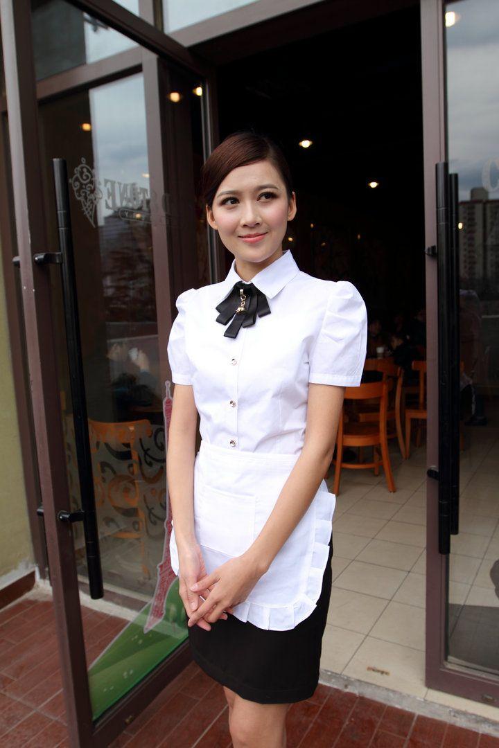 25 best ideas about uniform design on pinterest for Spa receptionist uniform design