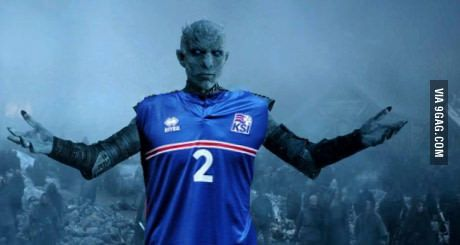 Watch out France, Iceland is coming.