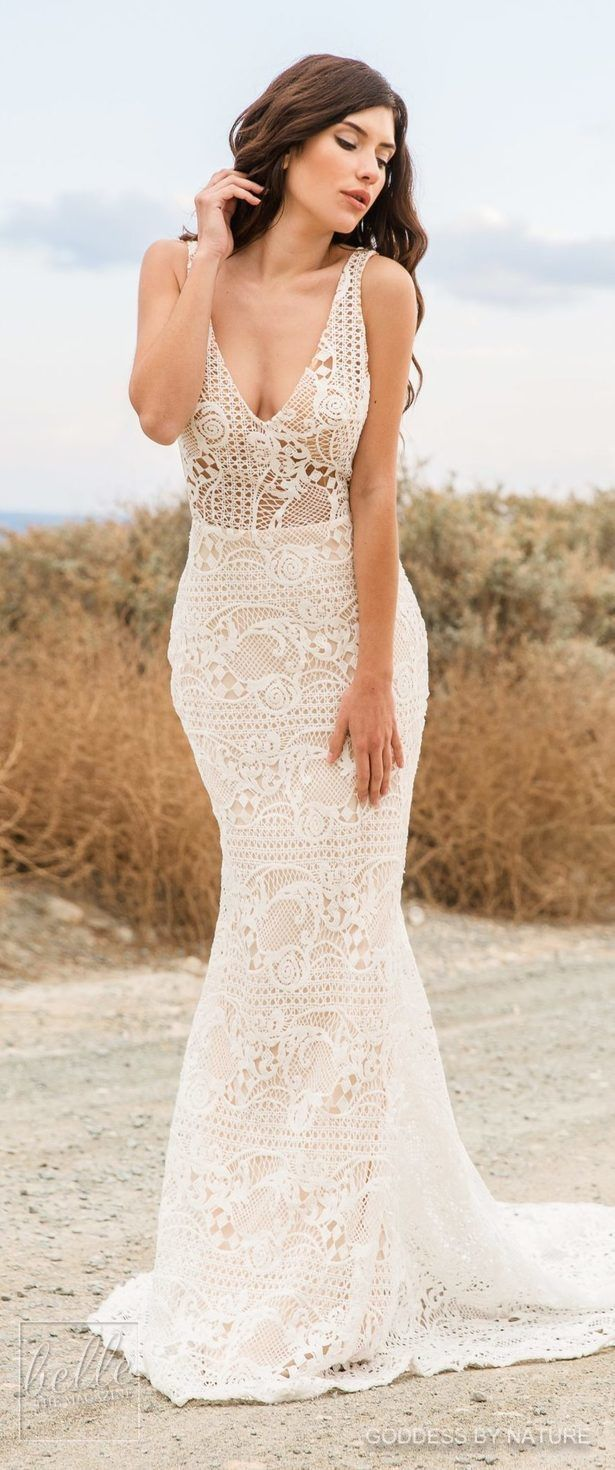 Rustic Wedding Dress By Goddess By Nature Weddingdress Bridalgown Weddings Bridal Wedding Dresses Lace Rustic Wedding Dress Lace Wedding Dress Guide [ 1470 x 615 Pixel ]