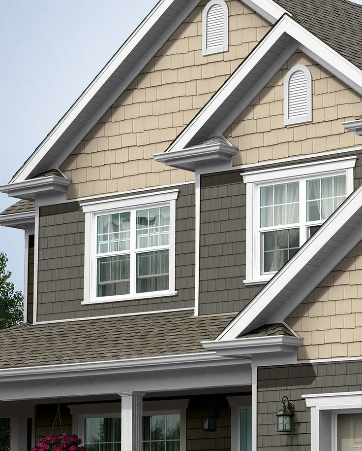 Exterior Siding Design: Home Siding Photo Gallery