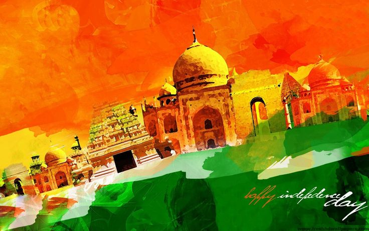 Happy Independence Day Of India 2013 - Fresh HD Wallpapers