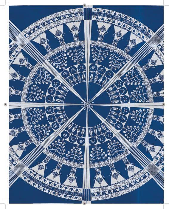 Maud Fredrin. Foto: Jan Berg, Textilmuseet. - Carlsson Bokförlag