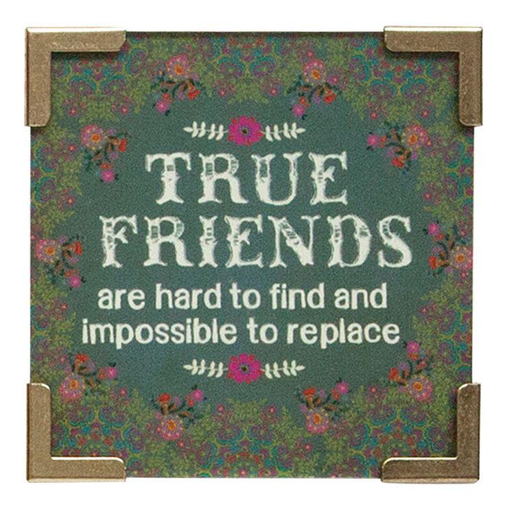 Corner Mag True Friends Green Flrl by natural life