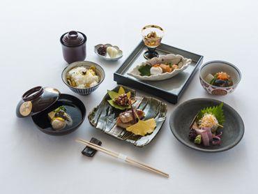 東京で食べたい懐石料理。庭のホテル東京「縁」