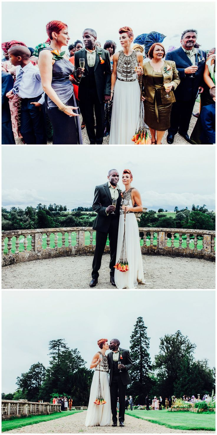 orchardleigh house wedding photographers