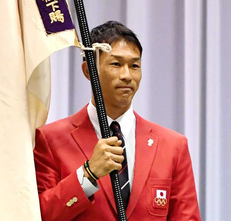 開会式で旗手を務めるのは、陸上日本代表の右代鉄啓祐選手。リオデジャネイロオリンピック・リオ五輪2016