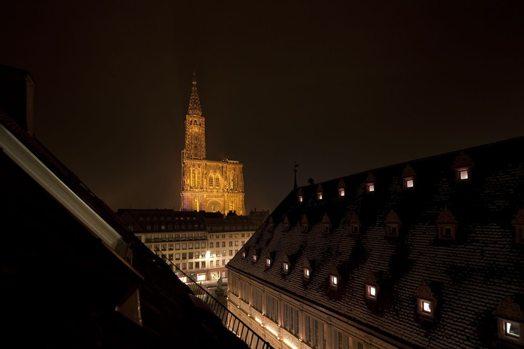Strasbourg view - Cathedral
